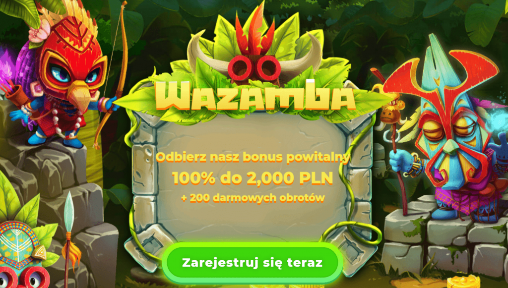 Wazamba 1 min