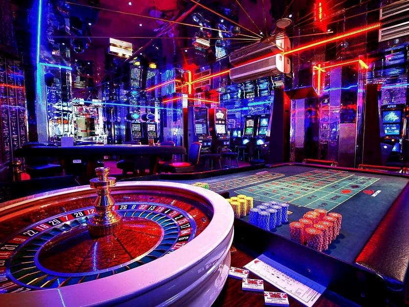 casino min