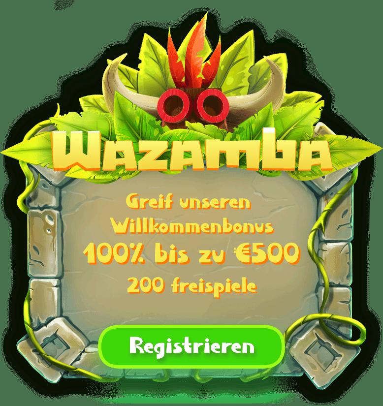 Wazamba Casino DE