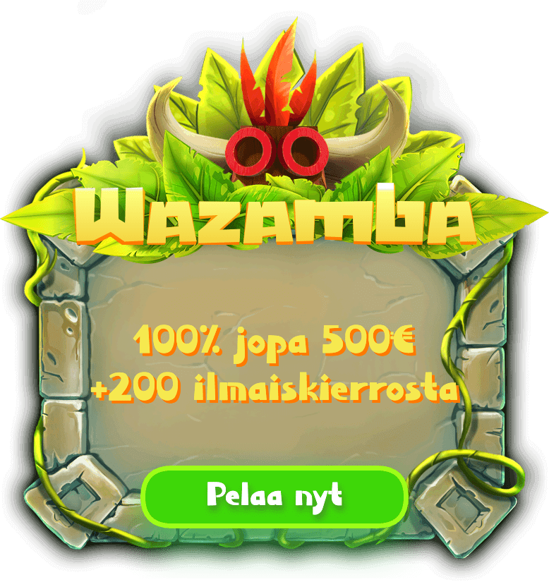 Wazamba Casino FI
